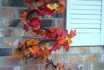 All About Fall / All about the decorations and foods of Fall