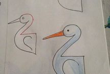 Rutved drawing ideas