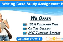 Writing Case Study Assignment Help