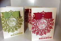 My Projects - Christmas Cards