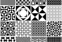 幾何学模様