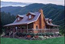 Pigeon Forge Cabins & Chalets / by Pigeon Forge Dept. of Tourism