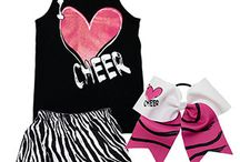 Dance and Cheer wear