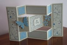 trifold shutter cards