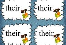 Grammar, Spelling, Vocabulary / by Kara Speaker