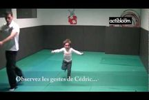 danse exercices enfants