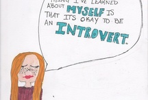 Introverst Are Awesome ♡