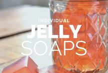Soap / Colourful soap you should try