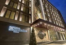 Otel | Hotel / Dark Lighting Otel Aydınlatmaları | Hotel Lighting