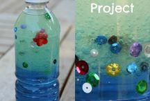 Thema: Puk spettert met water!