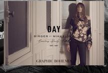 Caroline De Maigret AW12 Campaign