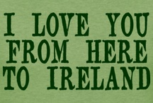 from here to ireland / by Leanndra