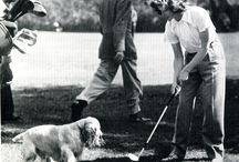 Women and golf / Some truly fantastic famous women have picked up a club and have found a love of the game