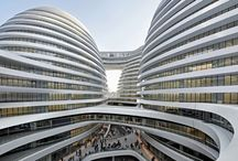 Cool Architecture and Designs / by Linda Fabrizius