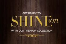 Get ready to SHINE on with our premium collection..!!!! / Zeenwoman.com
