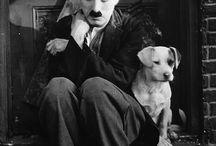 Charlie Chaplin / Marilyn Monroe