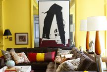 Yellow / Design interior