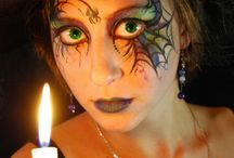 maquillage ď halloween