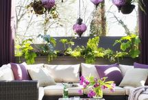 Summer terrace inspirations / terasz kavalkád  hangulat a világ minden tájáról/ Terrace cavalcade sentiment all over the world