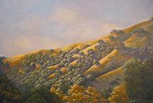 Thomas Cory, Studio Seven Arts / Original acrylic paintings by Thomas Cory from Fremont CA