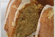 ceviz Tahinli kek