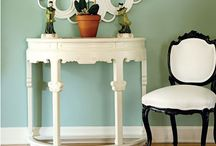 What color do I paint my bedroom? / by Sarah Fitzpatrick
