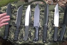 Knives / Long, short, folding, tactical...anything you need.