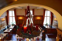 Weihnachtszeit im Gutshaus