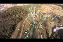 Rollercoaster and rides wishlist
