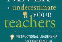 School Leadership / by Meredith Wilkerson