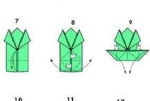 Az origami világnapjára (okt. 24.)