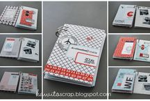 Scrap ; Projet carnet de voyage