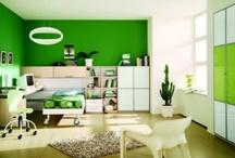 Children room * Green