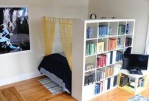 small spaces life-hacks
