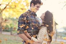 Engagement photo inspiration / by Amy Covey