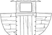 Noah's ark for n / by Coriann Gilley