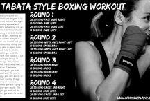 Boxing tabata workouts