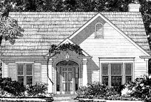 house plans / by homespun living