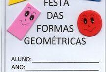 livro formas geometricas