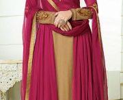 Georgette Salwar Suit With Dupatta @2,963 / Georgette Salwar Suit With Dupatta only @2,963 Style-Salwar Suit,Color-Violet,Cream,Dupatta-Chiffon,Fabric-Georgette,Work-Embroidery Work,Patch work,Resham,Lace work. nallucollection.com