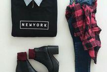 Kivoja vaatteita / Kivoja vaatteita ja asuja