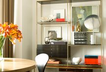 wall unit / shelving