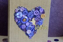 Button Crafts / by Buttons Galore and More