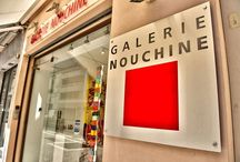 Galerie Nouchine / Galerie d'Art contemporain où nous vous faisons découvrir nos coups de cœur à Beaulieu sur Mer. Contemporary Art Gallery. Nouchine loves to uncover new talents.