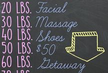 Weight loss - milestones awards