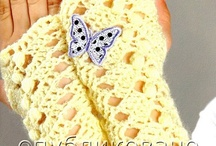 Crochet patterns Accessories / Gloves, hats, scarfs and more