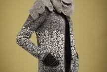 Woolen Jacket&Shawl