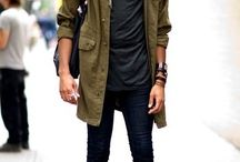 street style for him