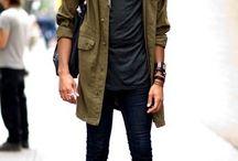 Modă pentru bărbați / Fashion