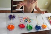 kids stuff / by Rene Martinez